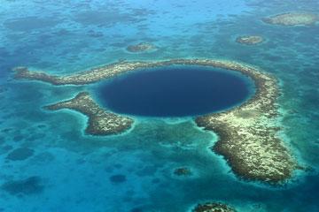 blue hole - belize